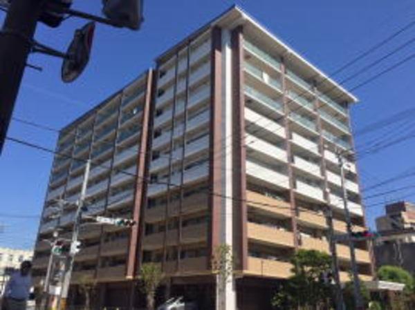 大牟田市新栄町 中古マンション グランドニューガイア新栄町駅前 3LDKのサムネイル