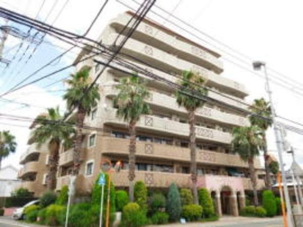 福岡市西区石丸 中古マンション ダイアパレスサザンコート姪浜 3LDKのサムネイル