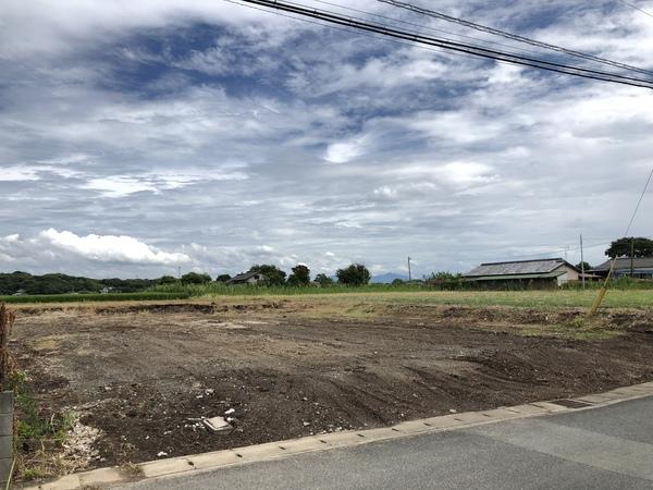 荒尾市牛水建物解体工事完了 -大牟田市荒尾市の不動産売買専門-