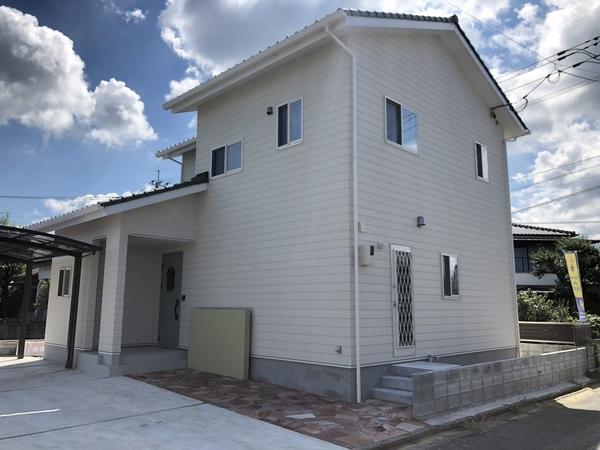 大牟田市草木 新築2階建住宅のサムネイル