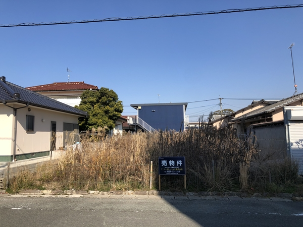 大牟田市南船津町四丁目 売土地区画②のサムネイル