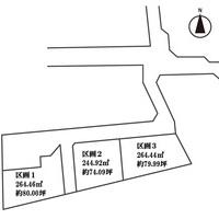 玉名市岱明町野口 分譲地区画3のサムネイル
