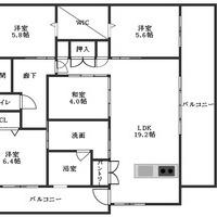 大牟田市不知火町一丁目 売マンションのサムネイル