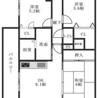 大牟田市住吉町 売マンションのサムネイル