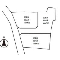 荒尾市荒尾 分譲地区画3のサムネイル