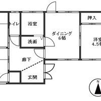 大牟田市橘 平家建住宅のサムネイル